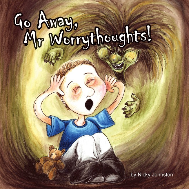 Mr Worrythoughts Books